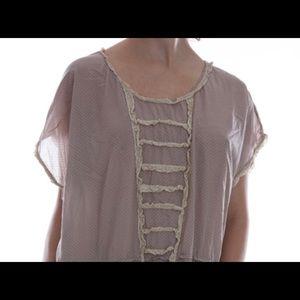 Magnolia Pearl silk dress